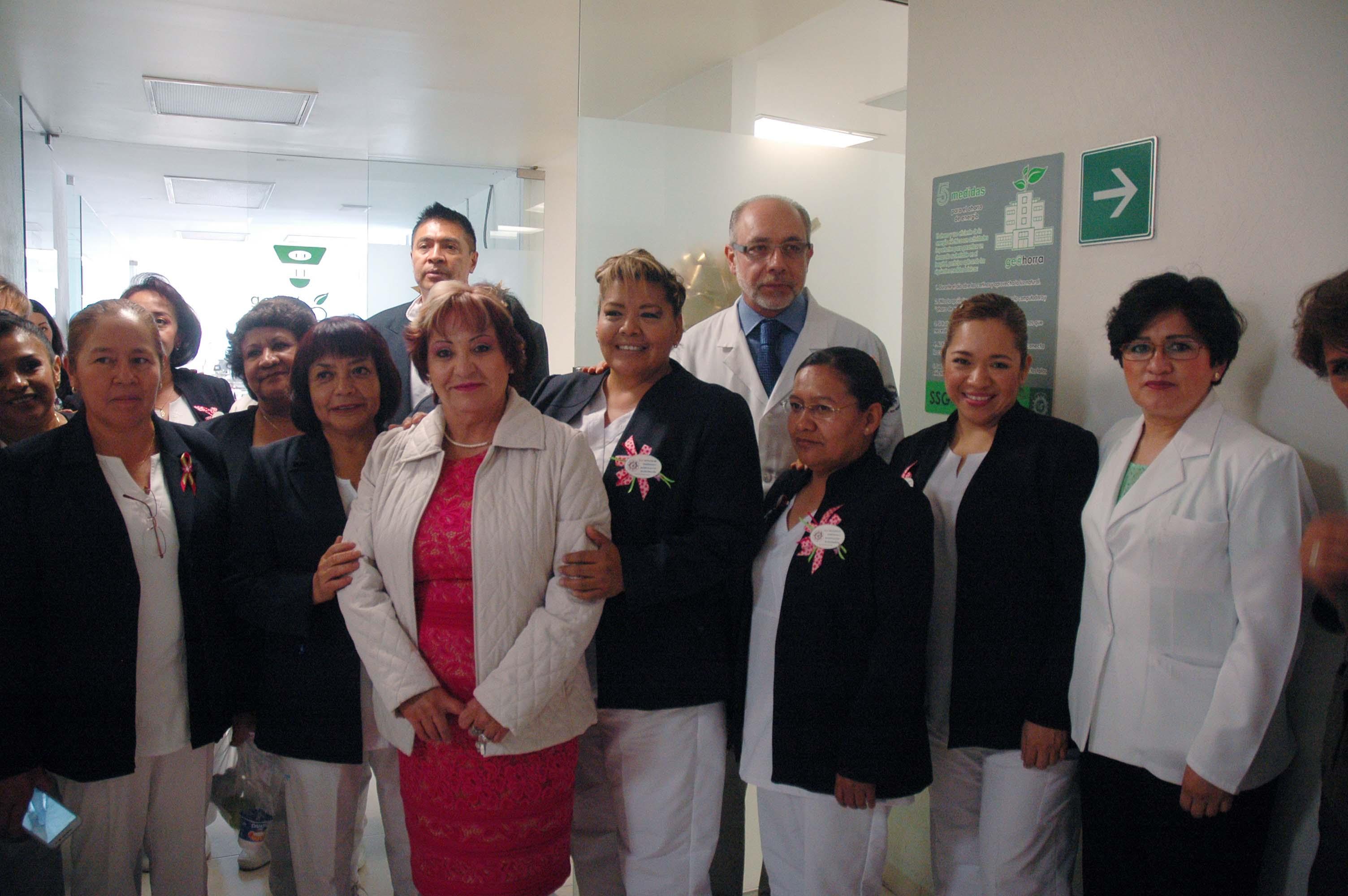 También recibirán información sobre cuidados del recién nacido y de la mujer en el puerperio mediato.
