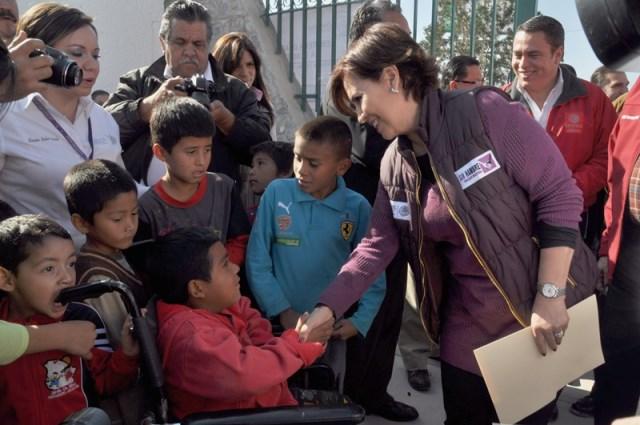 Programa Prospera en la Zona Fronteriza