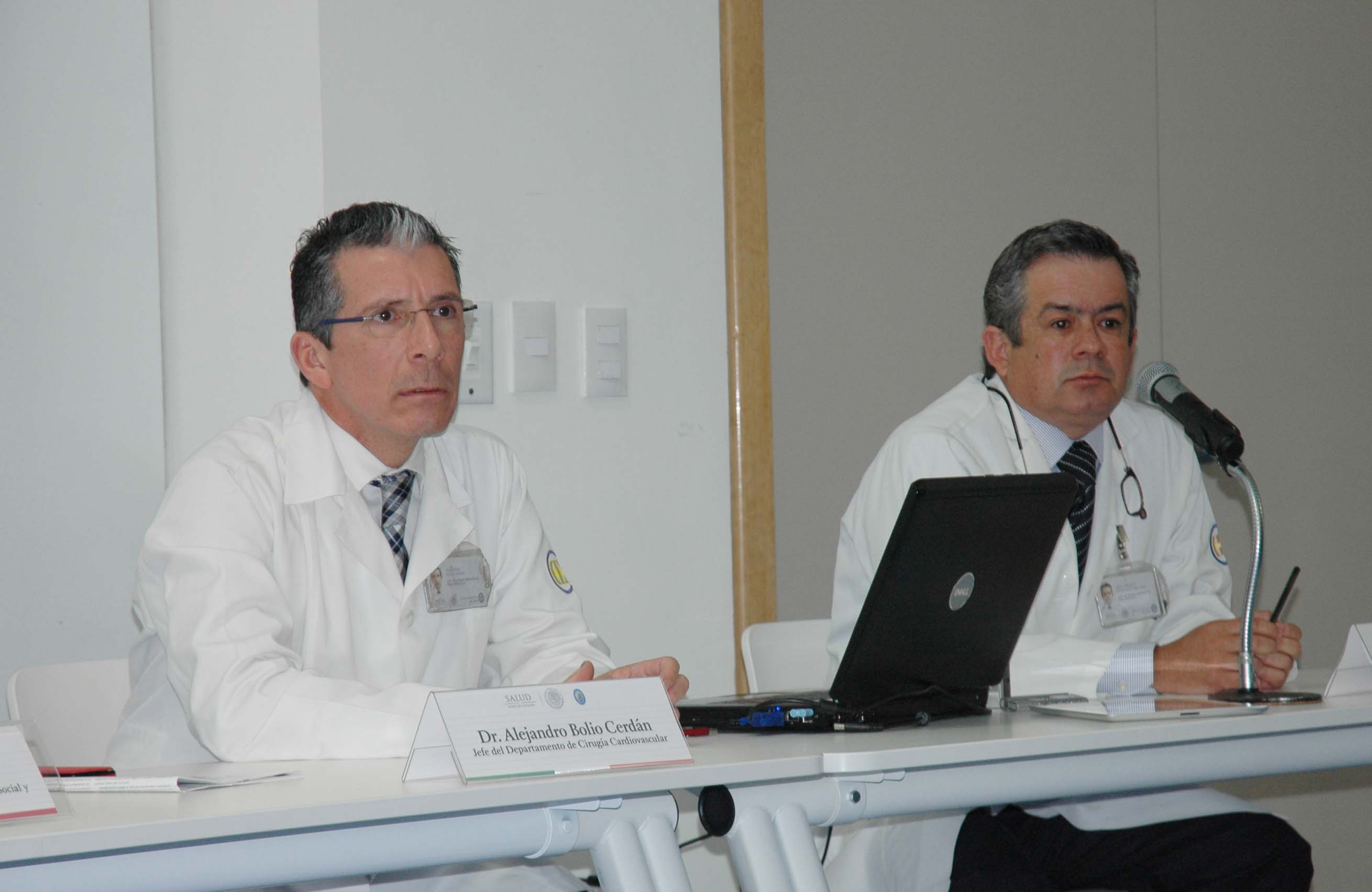 Hospital Infantil de México, centro de referencia en atención de cardiopatías congénitas