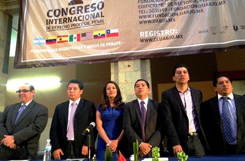 Una justicia penal moderna, nuestro reto: Mariana Benítez