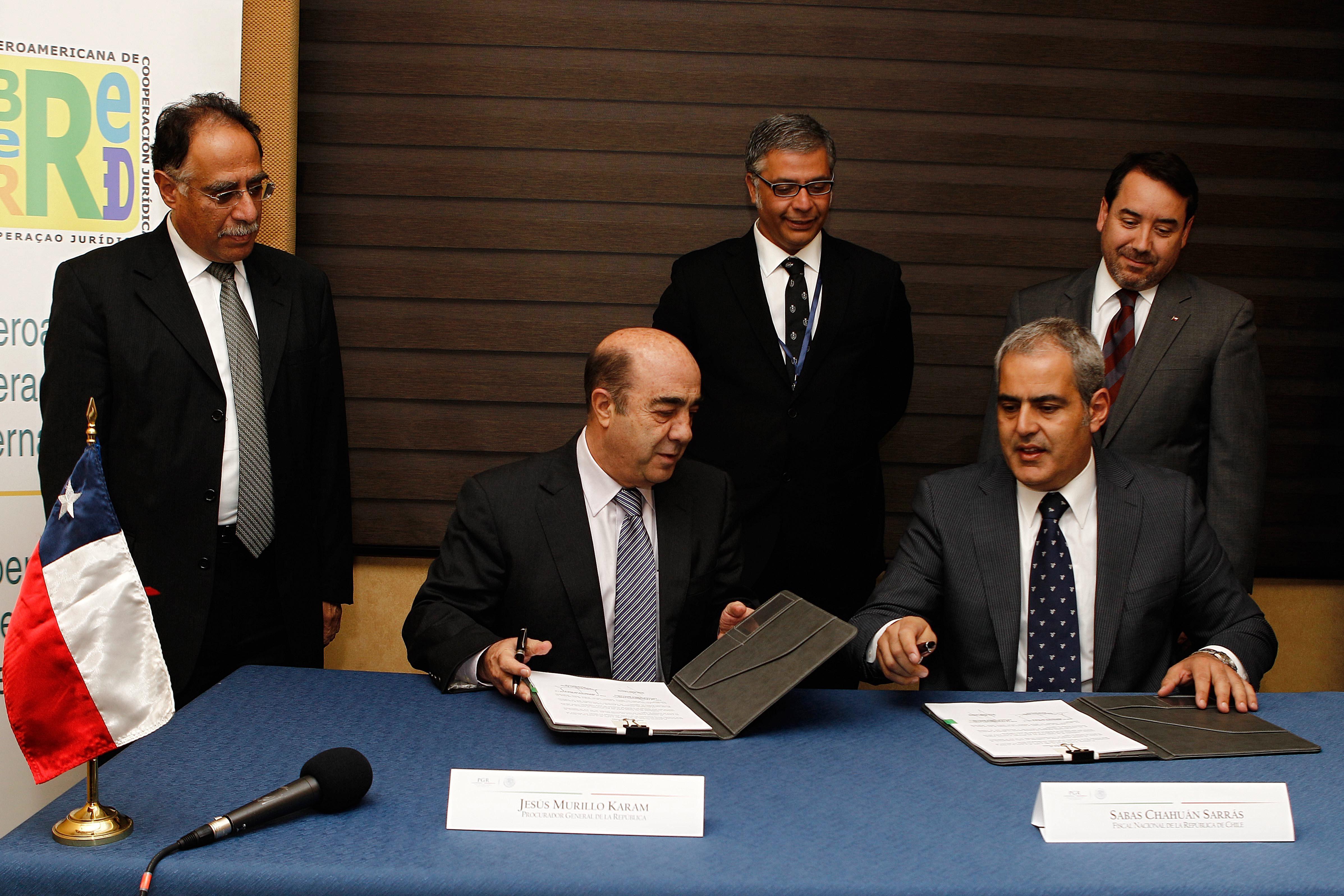 PGR impulsa cooperación Iberoamericana contra la delincuencia organizada: JMK