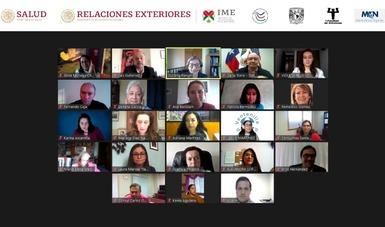 Ventanillas de Salud del Instituto de los Mexicanos en el Exterior