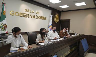 Impulsan JCF y BCS plan de reactivación económica turística