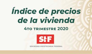 Prensa Índice de Precios de la Vivienda 4to. Trimestre