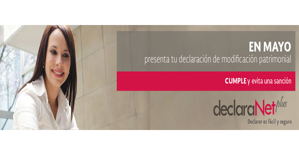 www.declaranet.gob.mx