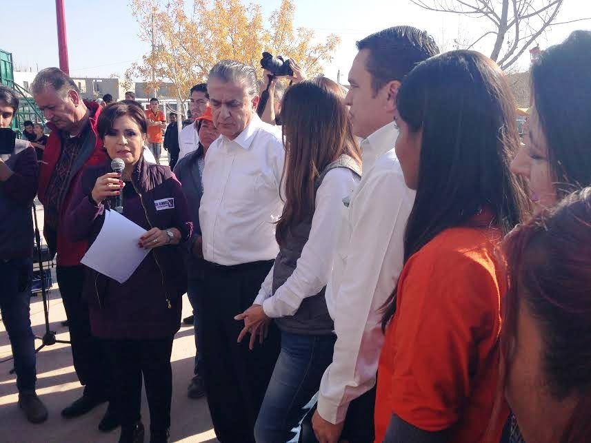 Comedores Comunitarios para Ciudad Juárez, Chih.