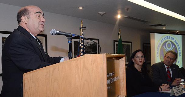 Palabras del Procurador Jesús Murillo Karam, durante la Inauguración del Simposio Contra la Explotación Infantil