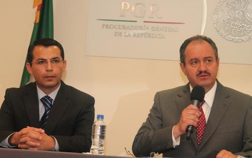 Orden de aprehensión contra José Jesús Reyna García