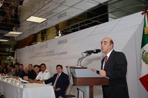Coordinación entre gobiernos, factor fundamental para lograr la seguridad y paz en el país: JMK