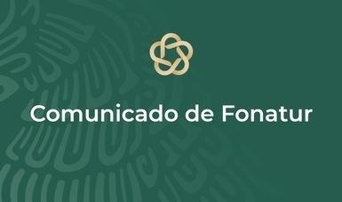 Comunicado de Fonatur