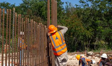 La reactivación económica de Yucatán está en riesgo por los amparos contra el Tren Maya.
