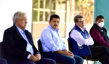 Informe de avances de los Programas de Bienestar en Fresnillo, Zacatecas