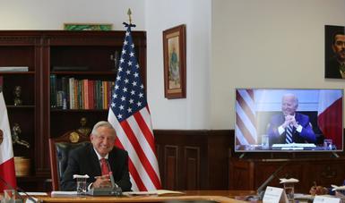 Declaración Conjunta México – Estados Unidos