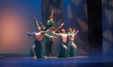 """Yoko'Danza"" significa ""buena danza"" en la lengua yokotꞋan (chontal de Tabasco), explica su director."