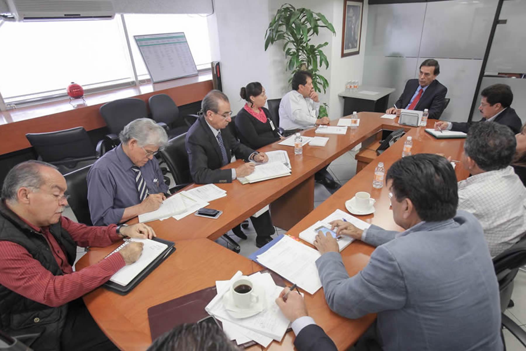 La SAGARPA realiza una serie de encuentros con organizaciones sociales del sector con el fin de analizar retos y expectativas de crecimiento y desarrollo del campo mexicano, así como supervisar los esquemas y proyectos productivos.