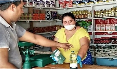En marcha 13 tiendas Diconsa en apoyo a mujeres víctimas de violencia económica