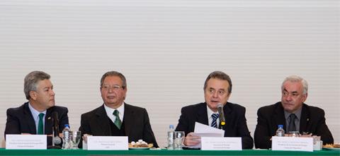 Reconoce Secretario de Energía a la Cámara de Senadores por la aprobación de la Estrategia Nacional de Energía