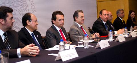 Firman convenio para la exploración de gas no convencional en Coahuila y Veracruz