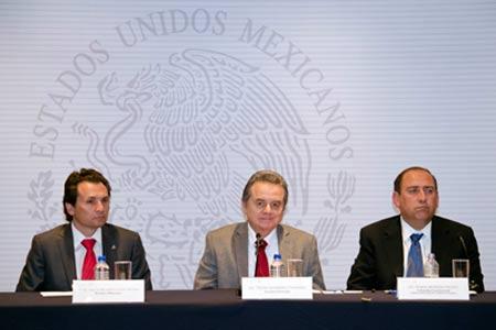 Con la ampliación de ductos y la exploración y explotación de gas no convencional, México podría abastecerse en el mediano y largo plazo de gas más barato y limpio: PJC
