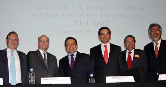 Apoyo por un millón de dólares para el desarrollo de la innovación en México