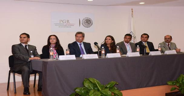 La capacitación columna vertebral para implementar con éxito el nuevo Sistema de Justicia Penal: Mariana Benítez