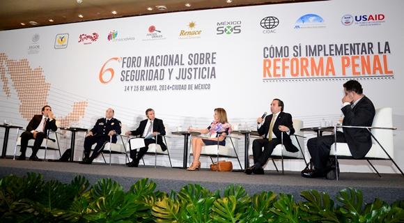 Intervención de Tomás Zerón de Lucio, Director en Jefe de la Agencia de Investigación Criminal de la PGR