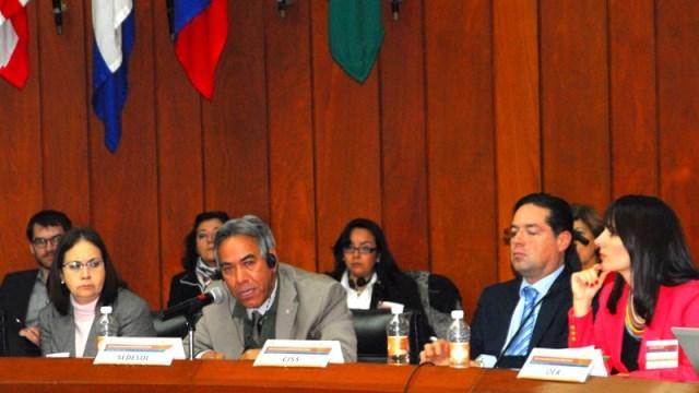 Taller sobre Protección Social Sedesol-OEA
