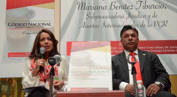 Durango es pionero en la implementación del nuevo sistema de justicia penal.