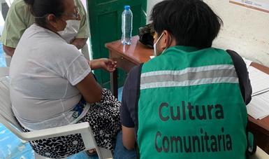 El Tren Maya busca promover la cultura local.