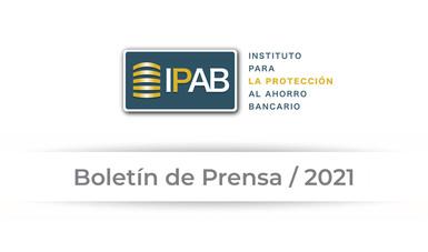 Boletín de Prensa 01-2021.