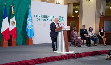 Presidents of Mexico and France, UN leaders, youth and civil society call for bold action at opening of Generation Equality Forum Mexico