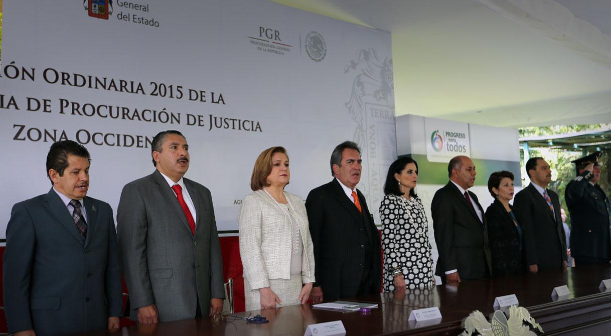 Seguridad y justicia, cimientos de cualquier proyecto de estado: Procuradora Arely Gómez González.