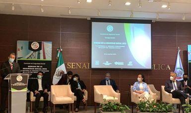 Pliego Moreno destaca avances en reforma del Sistema de Ahorro para el Retiro