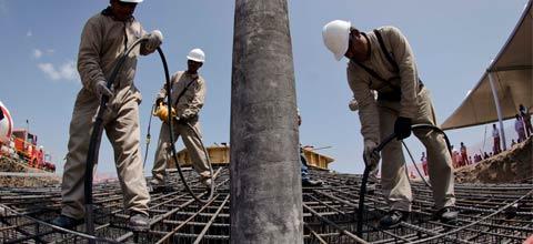 El Secretario de Energía y el Gobernador de Tamaulipas ponen la primera piedra de un parque eólico en el estado