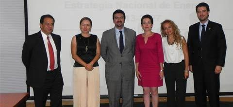 Se reúne el Subsecretario de Planeación y Transición Energética, Leonardo Beltrán, con legisladores de la organización GLOBE México.