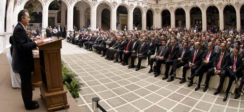 Llevar a México a su máximo potencial a través del Plan Nacional de Desarrollo: PJC