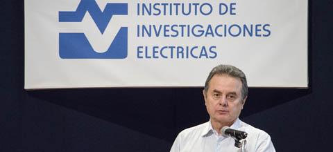 Visita Secretario de Energía, Lic. Pedro Joaquín Coldwell el Instituto de Investigaciones Eléctricas