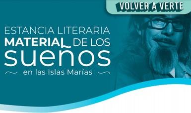 """Se trata de una estancia literaria en el nuevo Centro de Educación Ambiental y Cultural """"Muros de Agua-José Revueltas""""."""