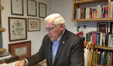 La investigación internacional que se hace en México, en conjunto con aliados estratégicos como el INIFAP, trasciende fronteras.