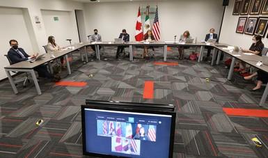 Declaración Conjunta México, Estados Unidos y Canadá sobre la 1ª Reunión de la Comisión de Libre Comercio del T-MEC