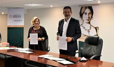 firma de convenio de colaboración