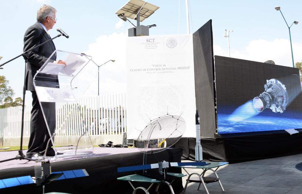 Listo lanzamiento de Satélite Centenario el 29 de abril desde Kazajistán