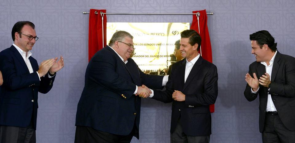 México hoy es reconocido en el mundo por sus sólidos fundamentos macroeconómicos, señaló el Presidente Peña Nieto.