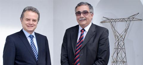 El Secretario de Energía recibe al Ministro de Ambiente y Energía de Costa Rica