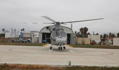 Personal Naval adscrito a la Segunda Región Naval y al Sector Naval de los Cabos respectivamente, efectuaron dos rescates marítimo y aéreo.