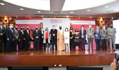 Gobierno de México anuncia su participación en la Expo 2020 Dubái