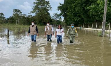 Abrirá FOVISSSTE convocatoria especial para Chiapas y Tabasco de créditos para autoconstrucción