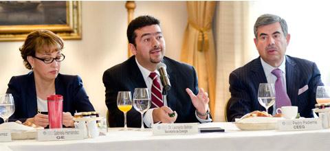 ENE apoyará el crecimiento económico del país y un desarrollo social incluyente: LBR