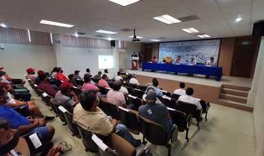 Se ha capacitado a más de mil 300 pescadores y tripulantes en el uso correcto de los Dispositivos Excluidores de Tortugas Marinas y Peces: Almada Palafox.