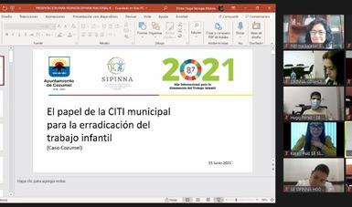 Ayudan casos de éxito en Tuxtla Gutiérrez y Cozumel al Sipinna a coordinar políticas contra trabajo infantil